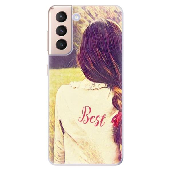 Odolné silikonové pouzdro iSaprio - BF Best - Samsung Galaxy S21