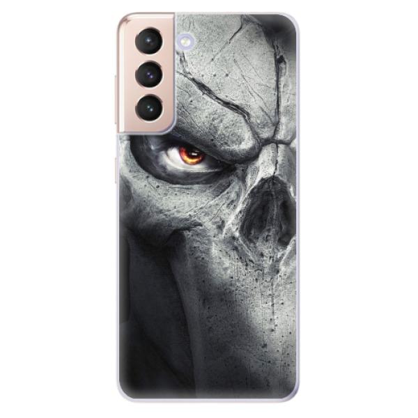 Odolné silikonové pouzdro iSaprio - Horror - Samsung Galaxy S21