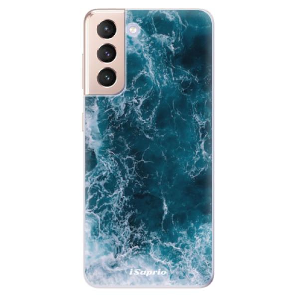 Odolné silikonové pouzdro iSaprio - Ocean - Samsung Galaxy S21