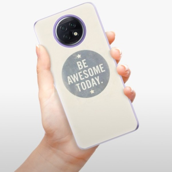 Odolné silikonové pouzdro iSaprio - Awesome 02 - Xiaomi Redmi Note 9T