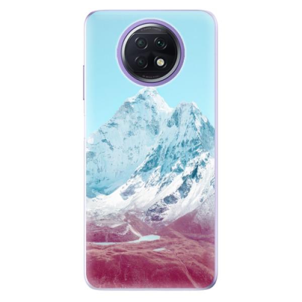 Odolné silikonové pouzdro iSaprio - Highest Mountains 01 - Xiaomi Redmi Note 9T