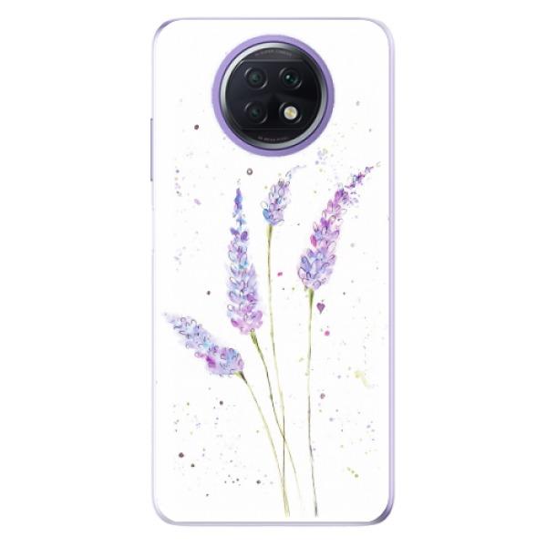 Odolné silikonové pouzdro iSaprio - Lavender - Xiaomi Redmi Note 9T