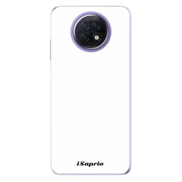 Odolné silikonové pouzdro iSaprio - 4Pure - bílý - Xiaomi Redmi Note 9T