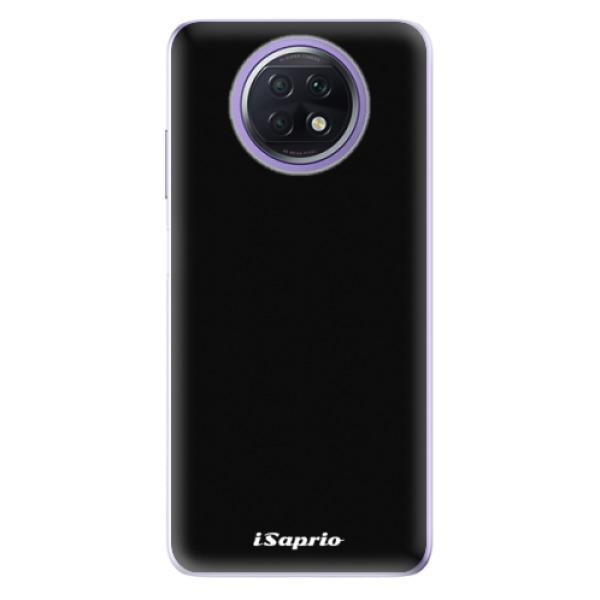 Odolné silikonové pouzdro iSaprio - 4Pure - černý - Xiaomi Redmi Note 9T
