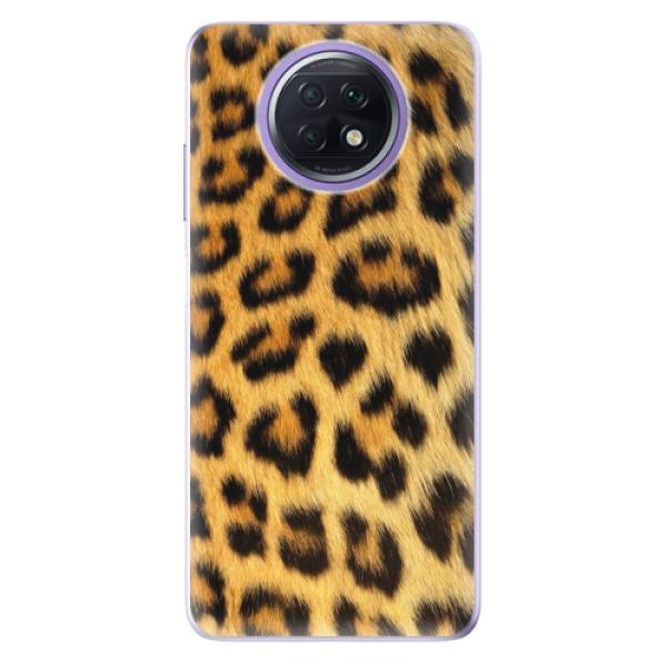 Odolné silikonové pouzdro iSaprio - Jaguar Skin - Xiaomi Redmi Note 9T