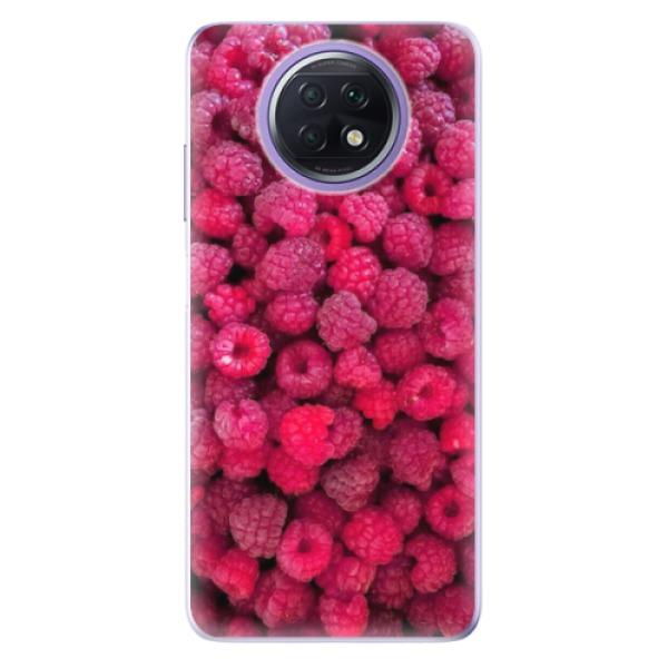Odolné silikonové pouzdro iSaprio - Raspberry - Xiaomi Redmi Note 9T