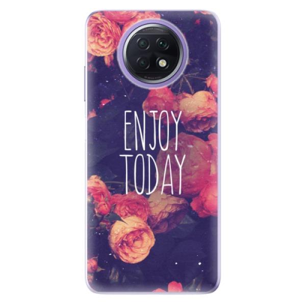 Odolné silikonové pouzdro iSaprio - Enjoy Today - Xiaomi Redmi Note 9T