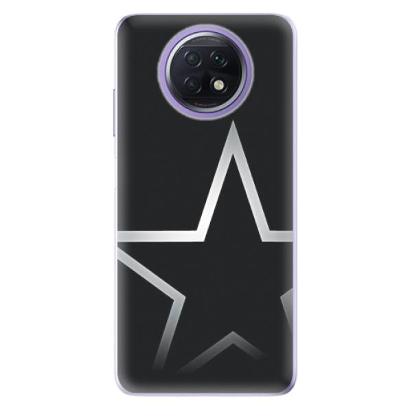 Odolné silikonové pouzdro iSaprio - Star - Xiaomi Redmi Note 9T
