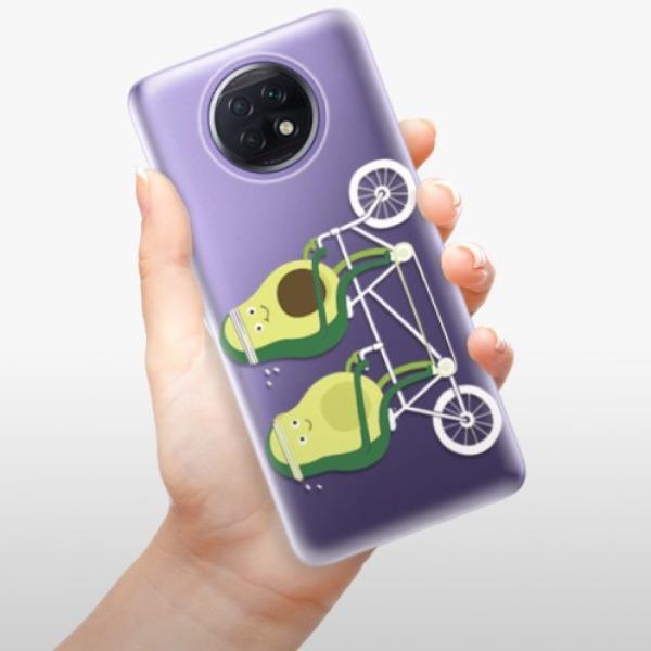 Odolné silikonové pouzdro iSaprio - Avocado - Xiaomi Redmi Note 9T