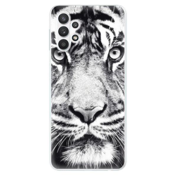 Odolné silikonové pouzdro iSaprio - Tiger Face - Samsung Galaxy A32