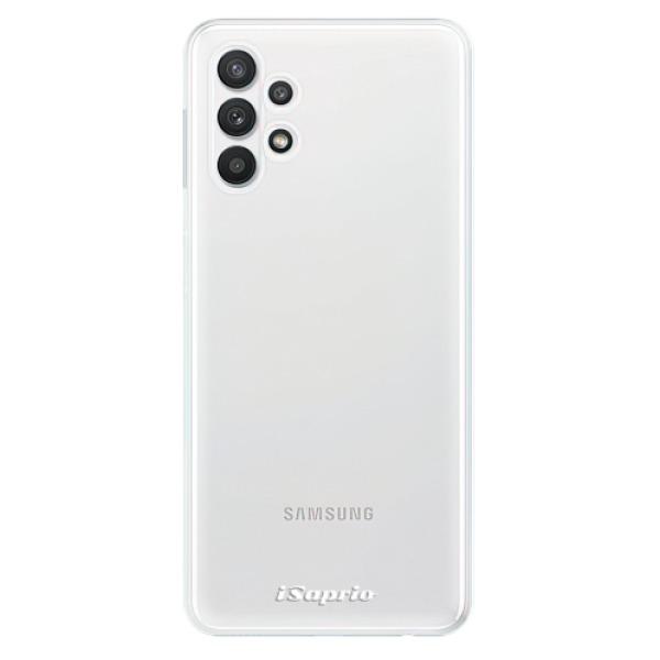 Odolné silikonové pouzdro iSaprio - 4Pure - mléčný bez potisku - Samsung Galaxy A32