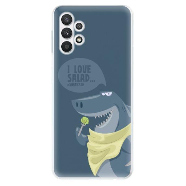Odolné silikonové pouzdro iSaprio - Love Salad - Samsung Galaxy A32
