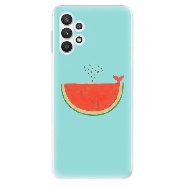 Odolné silikonové pouzdro iSaprio - Melon - Samsung Galaxy A32
