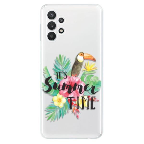 Odolné silikonové pouzdro iSaprio - Summer Time - Samsung Galaxy A32
