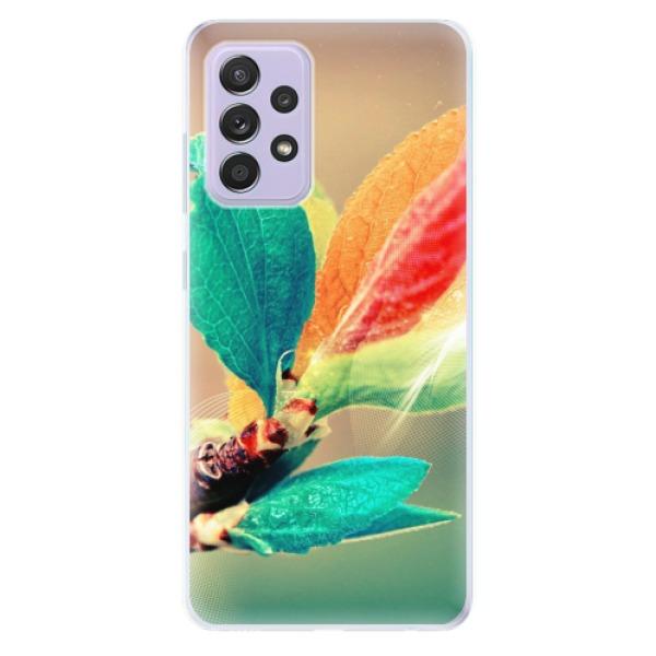 Odolné silikonové pouzdro iSaprio - Autumn 02 - Samsung Galaxy A52/A52 5G
