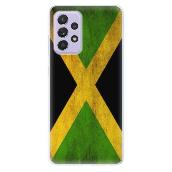 Odolné silikonové pouzdro iSaprio - Flag of Jamaica - Samsung Galaxy A52/A52 5G