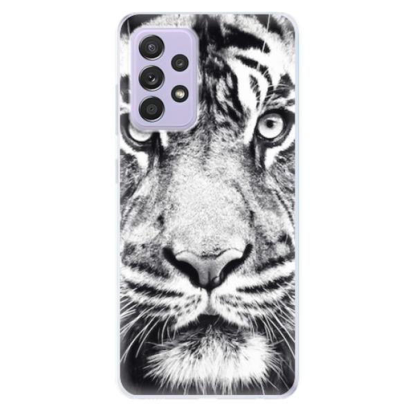 Odolné silikonové pouzdro iSaprio - Tiger Face - Samsung Galaxy A52/A52 5G
