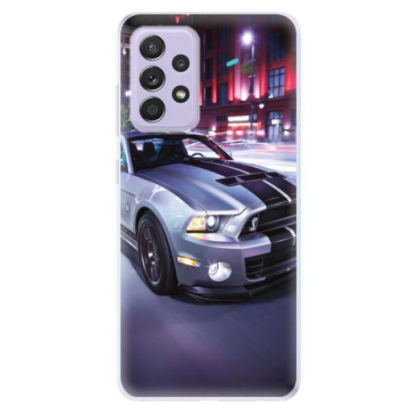 Odolné silikonové pouzdro iSaprio - Mustang - Samsung Galaxy A52/A52 5G