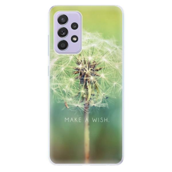 Odolné silikonové pouzdro iSaprio - Wish - Samsung Galaxy A52/A52 5G