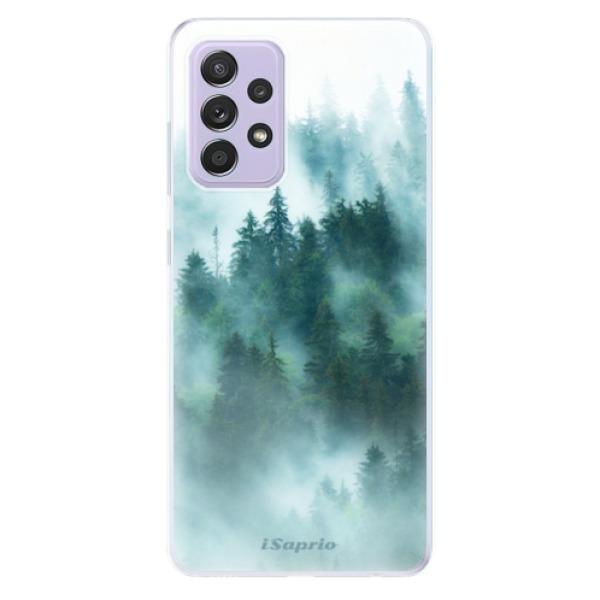 Odolné silikonové pouzdro iSaprio - Forrest 08 - Samsung Galaxy A52/A52 5G