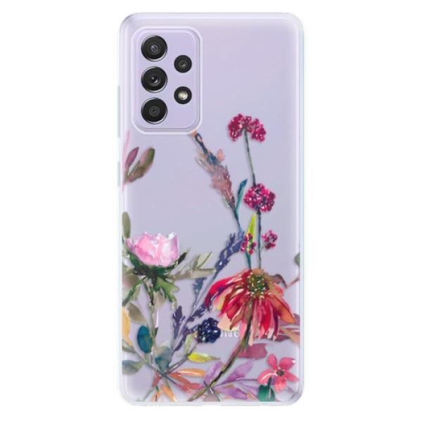 Odolné silikonové pouzdro iSaprio - Herbs 02 - Samsung Galaxy A52/A52 5G