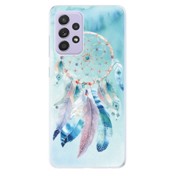 Odolné silikonové pouzdro iSaprio - Dreamcatcher Watercolor - Samsung Galaxy A52/A52 5G