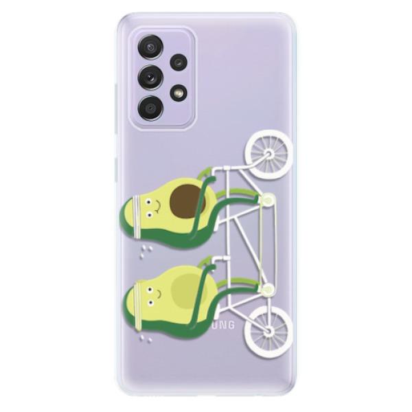 Odolné silikonové pouzdro iSaprio - Avocado - Samsung Galaxy A52/A52 5G