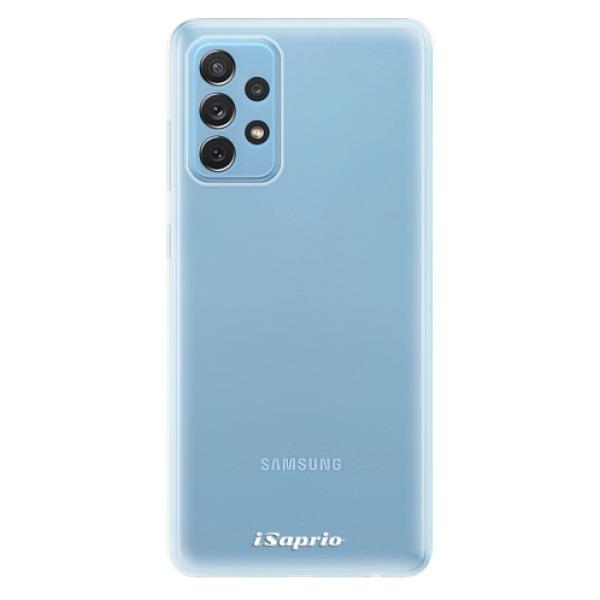 Odolné silikonové pouzdro iSaprio - 4Pure - mléčný bez potisku - Samsung Galaxy A72