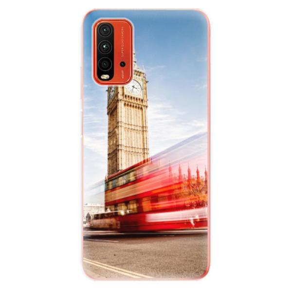 Odolné silikonové pouzdro iSaprio - London 01 - Xiaomi Redmi 9T
