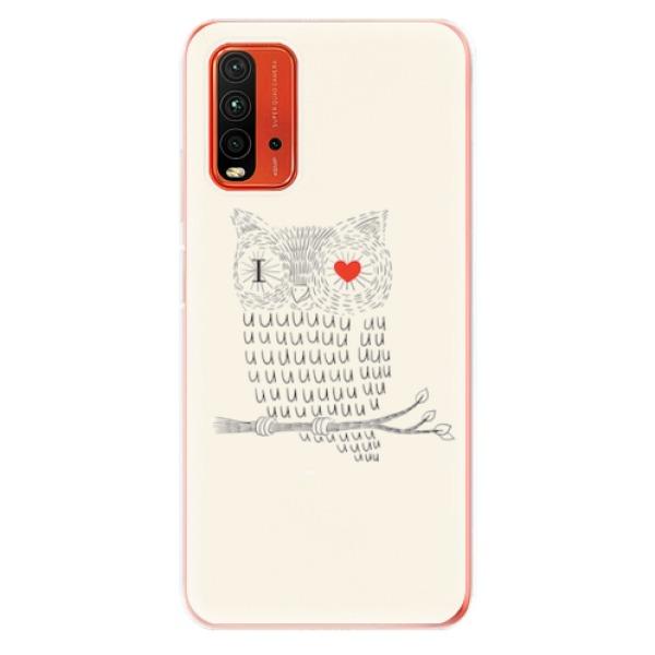 Odolné silikonové pouzdro iSaprio - I Love You 01 - Xiaomi Redmi 9T
