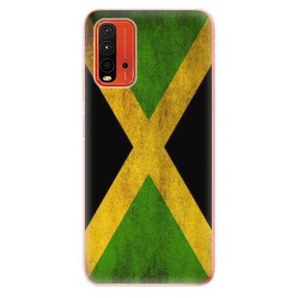 Odolné silikonové pouzdro iSaprio - Flag of Jamaica - Xiaomi Redmi 9T