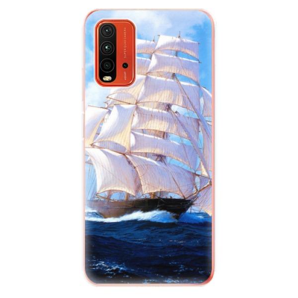 Odolné silikonové pouzdro iSaprio - Sailing Boat - Xiaomi Redmi 9T