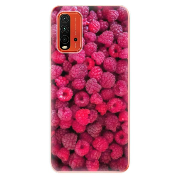 Odolné silikonové pouzdro iSaprio - Raspberry - Xiaomi Redmi 9T