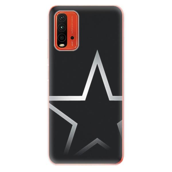 Odolné silikonové pouzdro iSaprio - Star - Xiaomi Redmi 9T