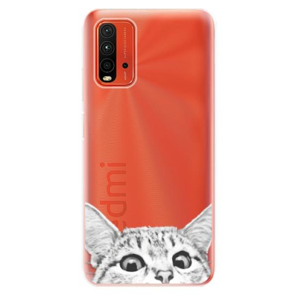 Odolné silikonové pouzdro iSaprio - Cat 02 - Xiaomi Redmi 9T