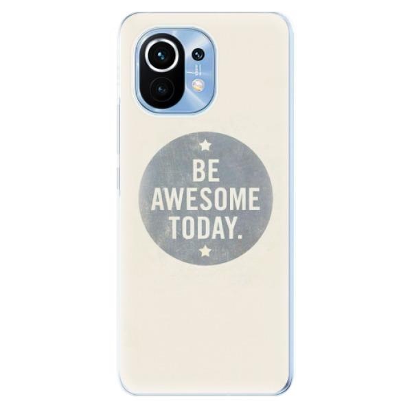 Odolné silikonové pouzdro iSaprio - Awesome 02 - Xiaomi Mi 11