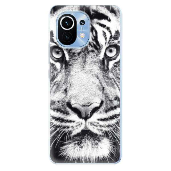 Odolné silikonové pouzdro iSaprio - Tiger Face - Xiaomi Mi 11
