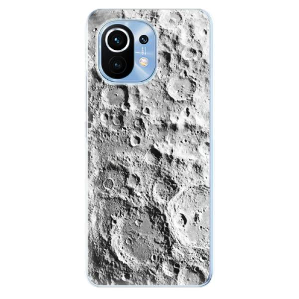 Odolné silikonové pouzdro iSaprio - Moon Surface - Xiaomi Mi 11