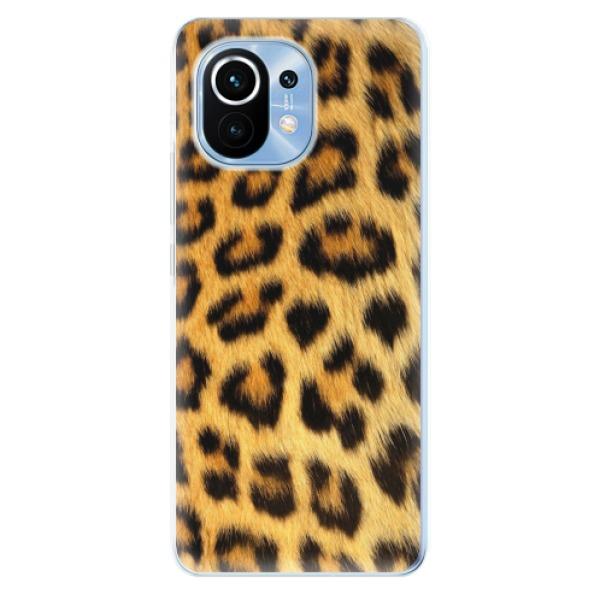 Odolné silikonové pouzdro iSaprio - Jaguar Skin - Xiaomi Mi 11