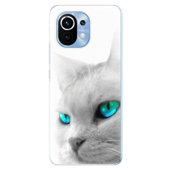 Odolné silikonové pouzdro iSaprio - Cats Eyes - Xiaomi Mi 11