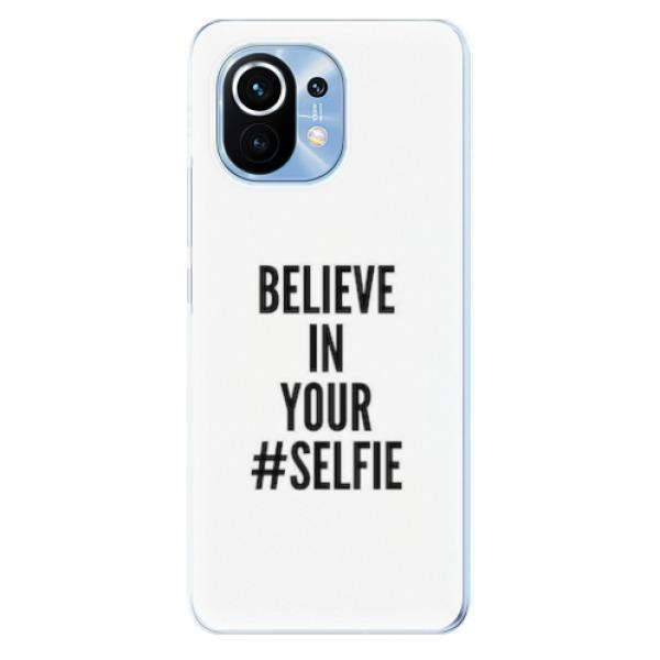 Odolné silikonové pouzdro iSaprio - Selfie - Xiaomi Mi 11