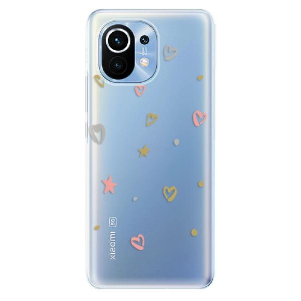 Odolné silikonové pouzdro iSaprio - Lovely Pattern - Xiaomi Mi 11