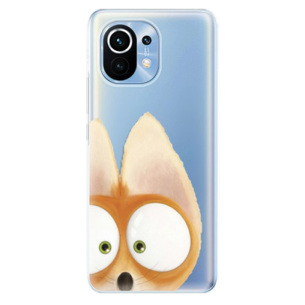 Odolné silikonové pouzdro iSaprio - Fox 02 - Xiaomi Mi 11