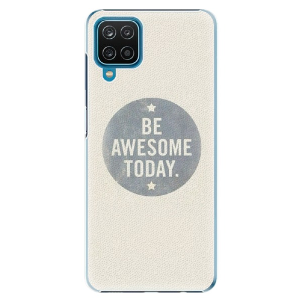 Plastové pouzdro iSaprio - Awesome 02 - Samsung Galaxy A12