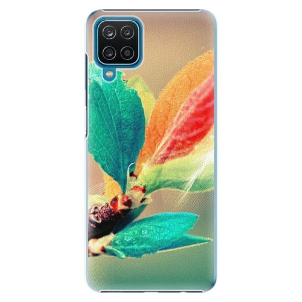 Plastové pouzdro iSaprio - Autumn 02 - Samsung Galaxy A12