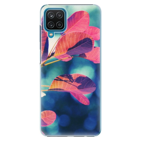 Plastové pouzdro iSaprio - Autumn 01 - Samsung Galaxy A12
