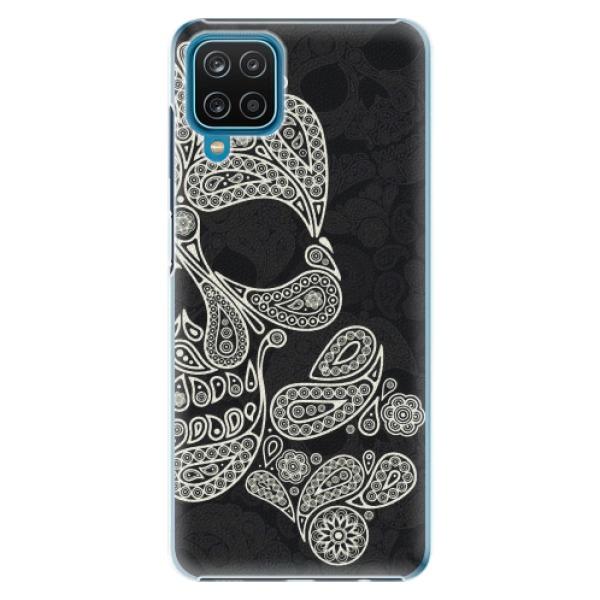 Plastové pouzdro iSaprio - Mayan Skull - Samsung Galaxy A12