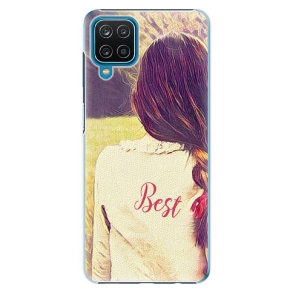 Plastové pouzdro iSaprio - BF Best - Samsung Galaxy A12