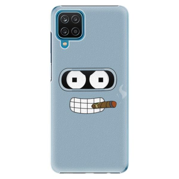 Plastové pouzdro iSaprio - Bender - Samsung Galaxy A12