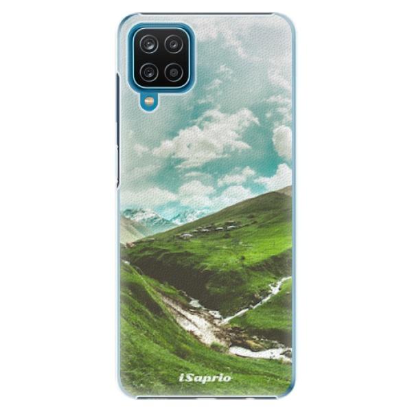 Plastové pouzdro iSaprio - Green Valley - Samsung Galaxy A12